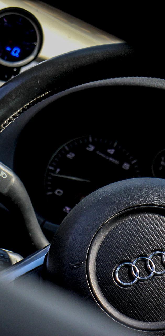 Audi S3 Inside