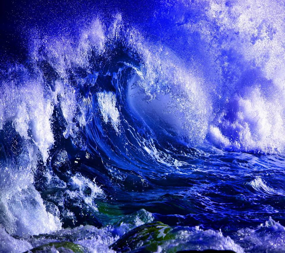Blue Waves