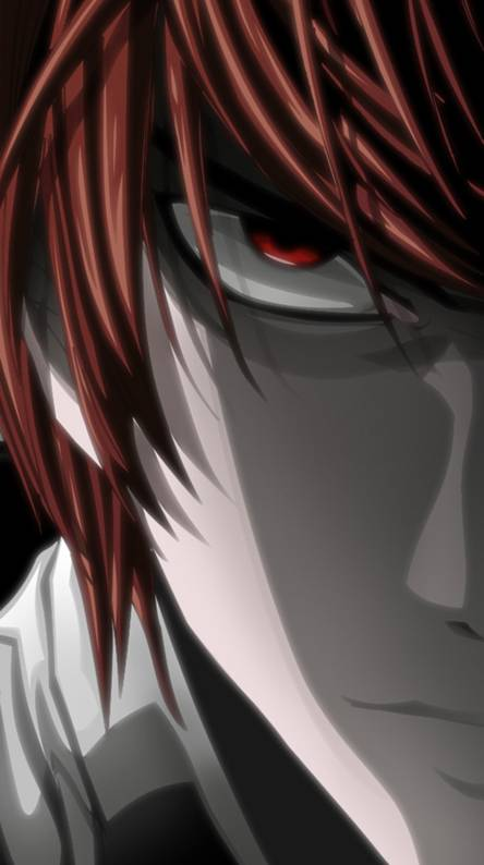 Light Yagami Wallpapers Free By Zedge