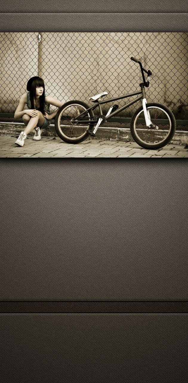 Biker Girl ver 2