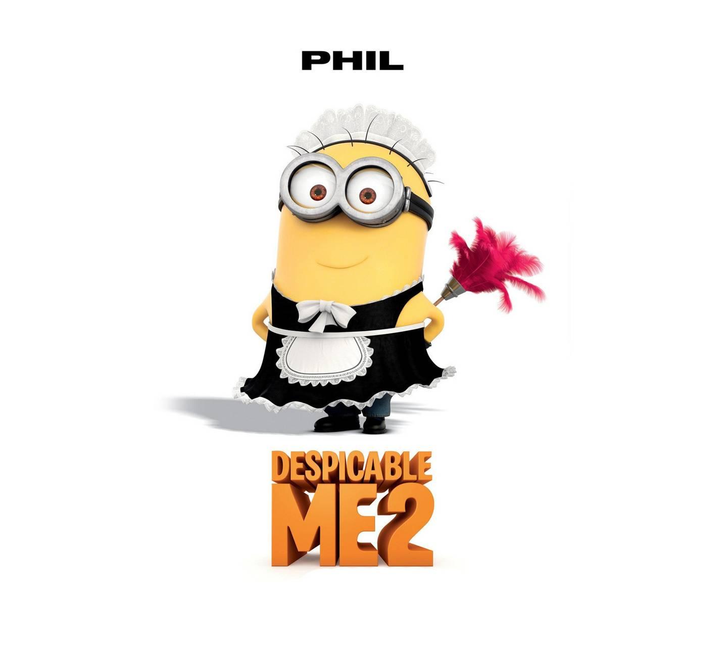 Phil - Despicable Me