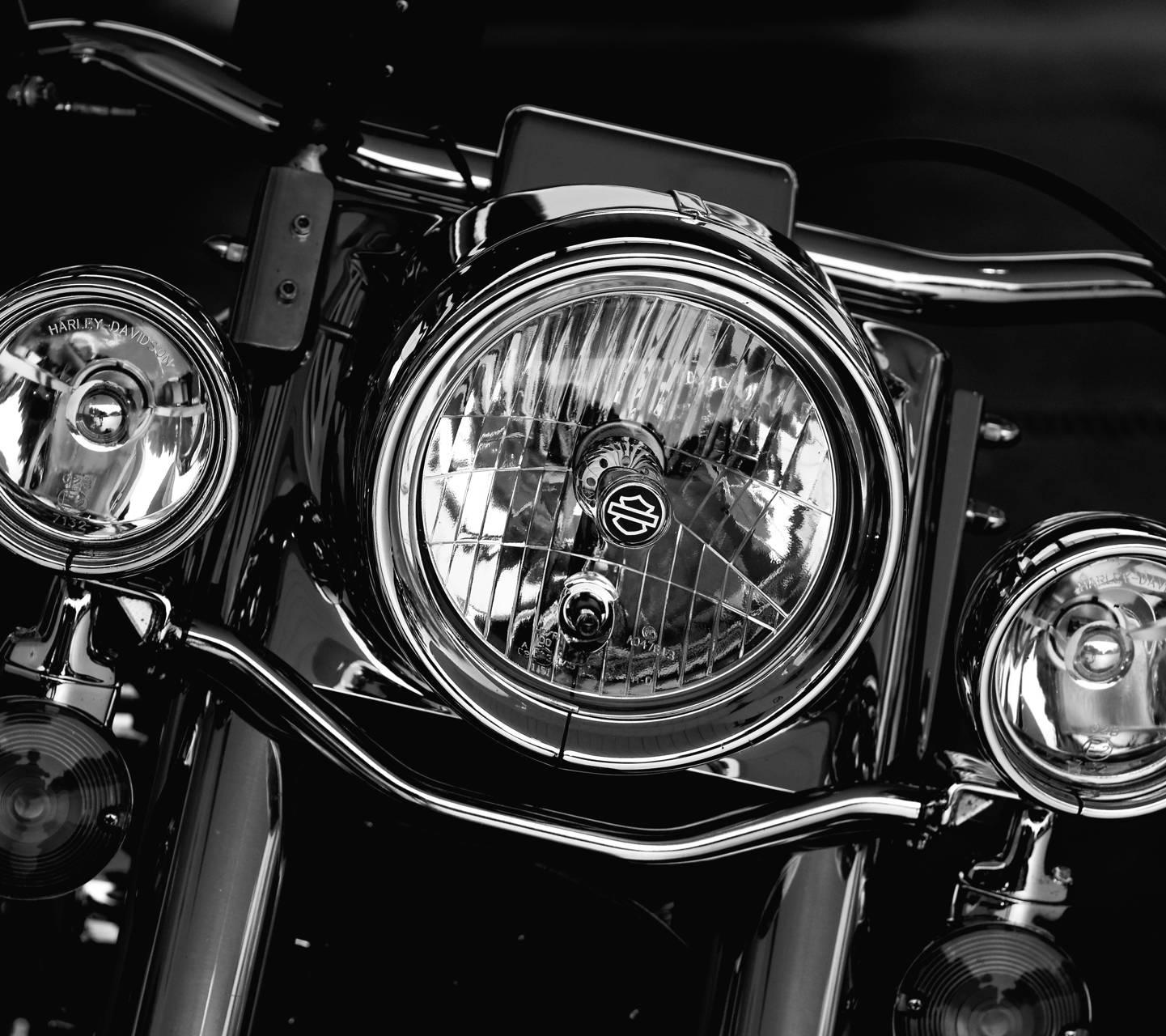 A Harley 2