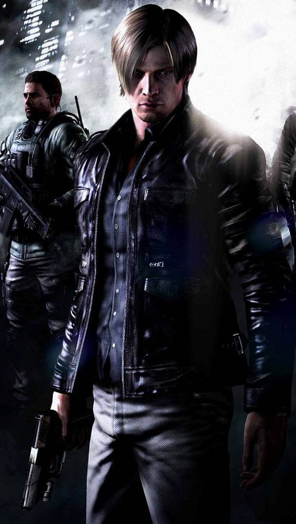 Resident Evil 6 Wallpaper By Airachnid 2c Free On Zedge