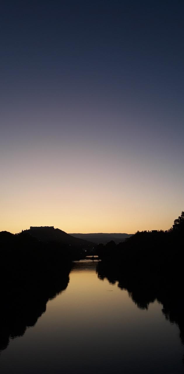 Sunset in Silifke