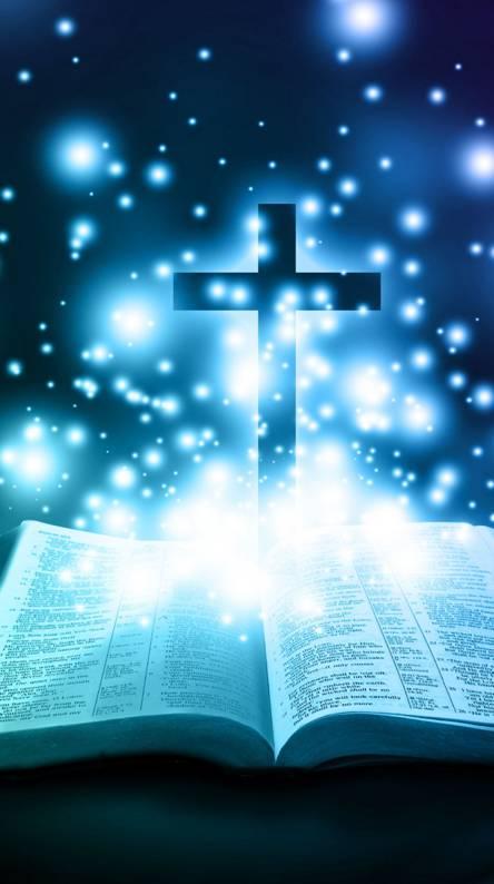 Cross W The Bible