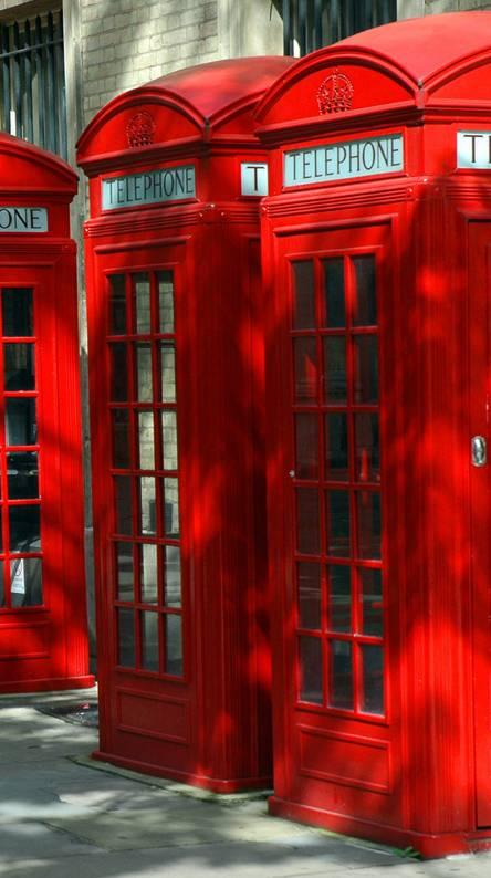 British Phonebooths