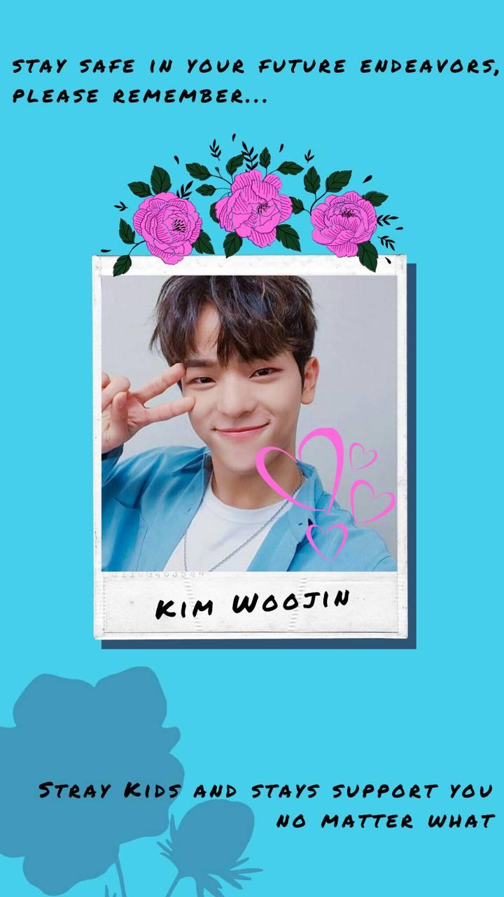 Skz Kim Woojin Wallpaper By Orchidofstays 51 Free On Zedge