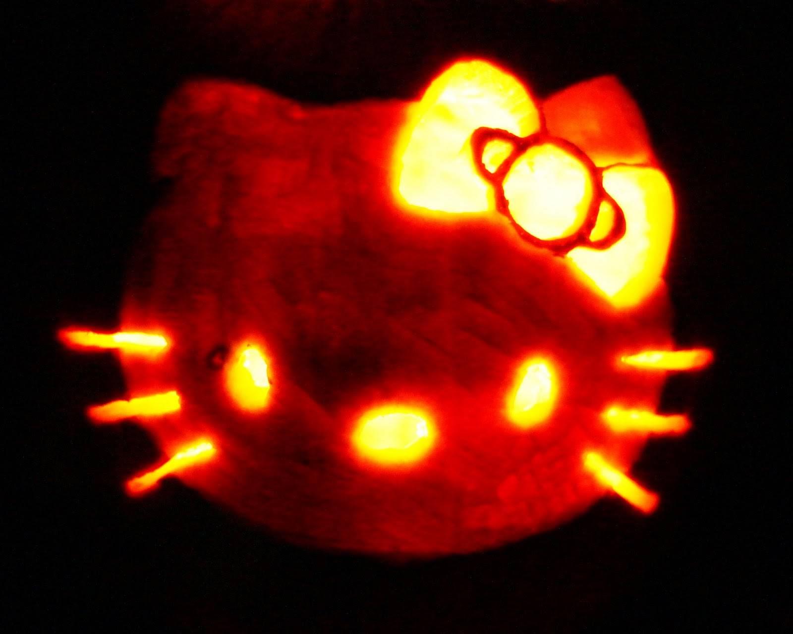 Hello-ween Kitty