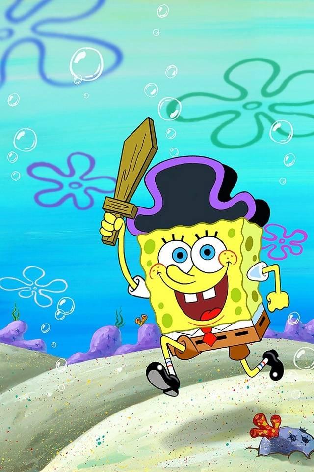 Spongebob Pirate Wallpaper By Stevepl 38 Free On Zedge