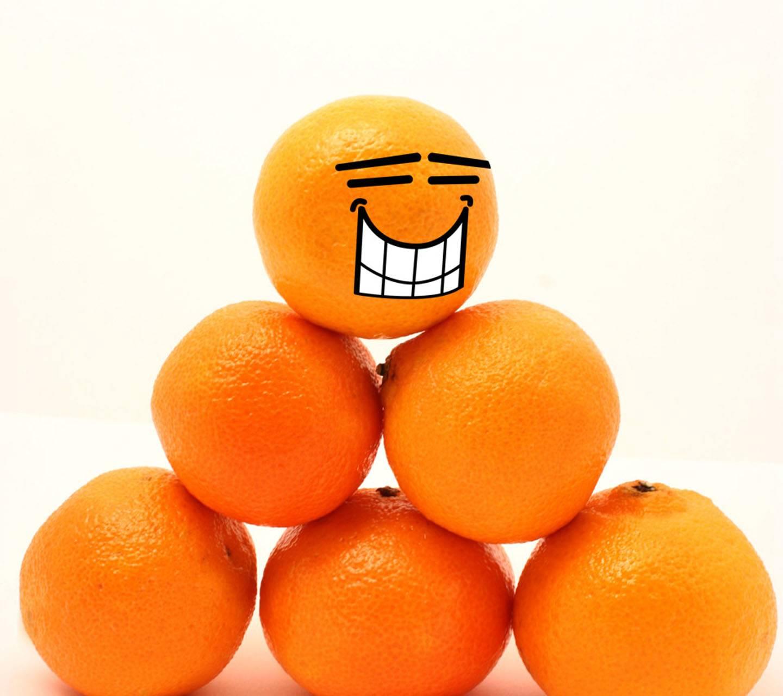 King Of Orange