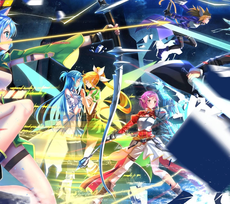 SAO Fairy Fight