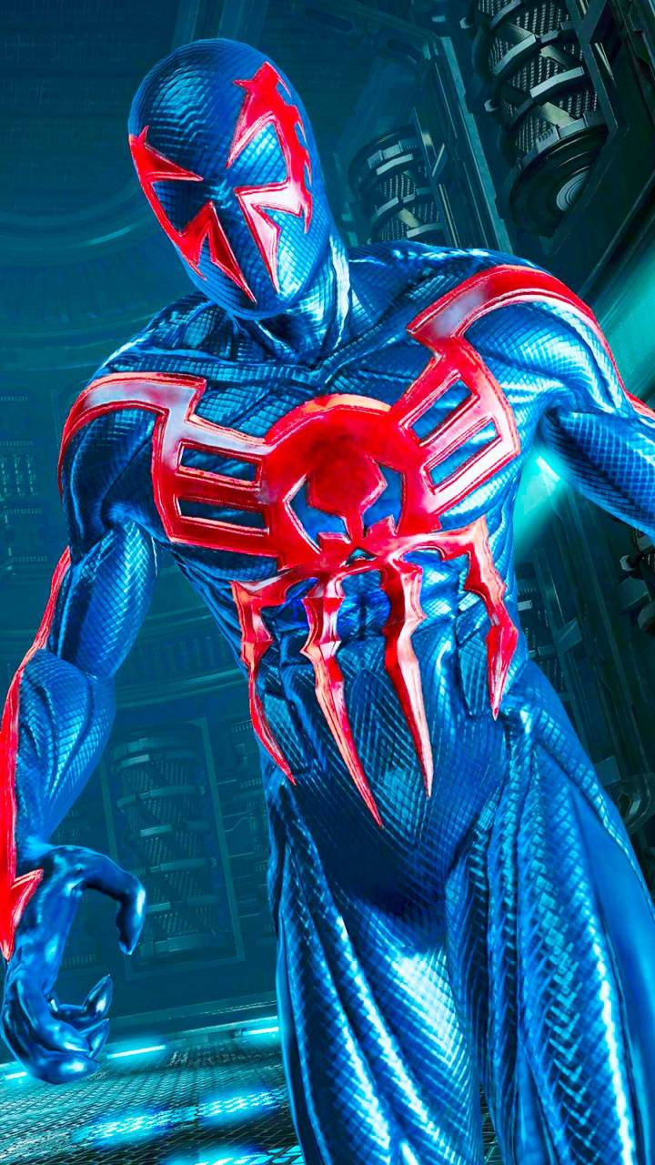 Spider Man 2099 Wallpaper By Fa324335 03 Free On Zedge
