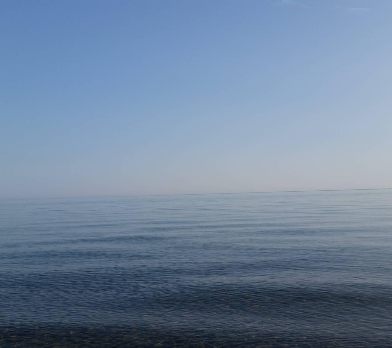 Foggy Water