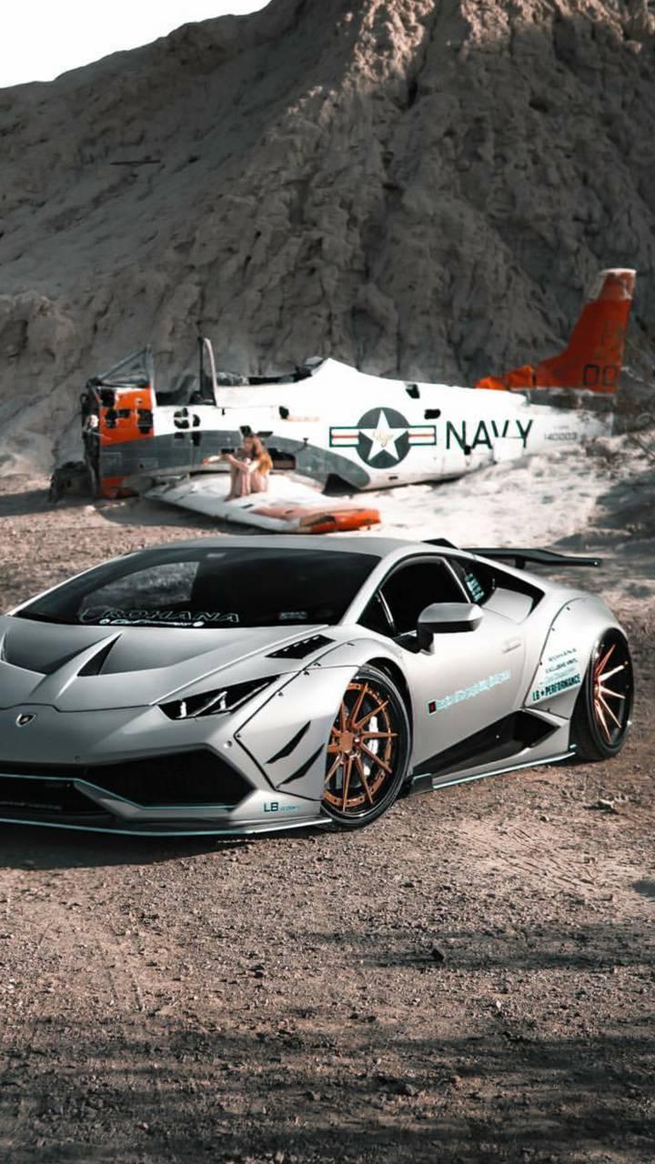 Fighter Lambo Jet