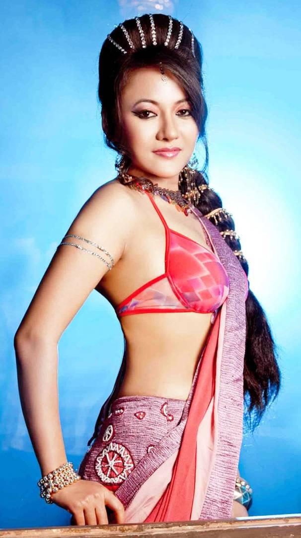 Malishka Basu Hot