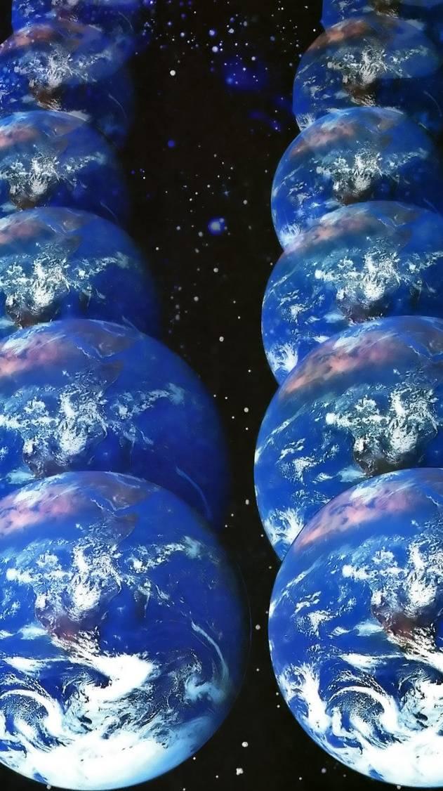 Worlds colliding