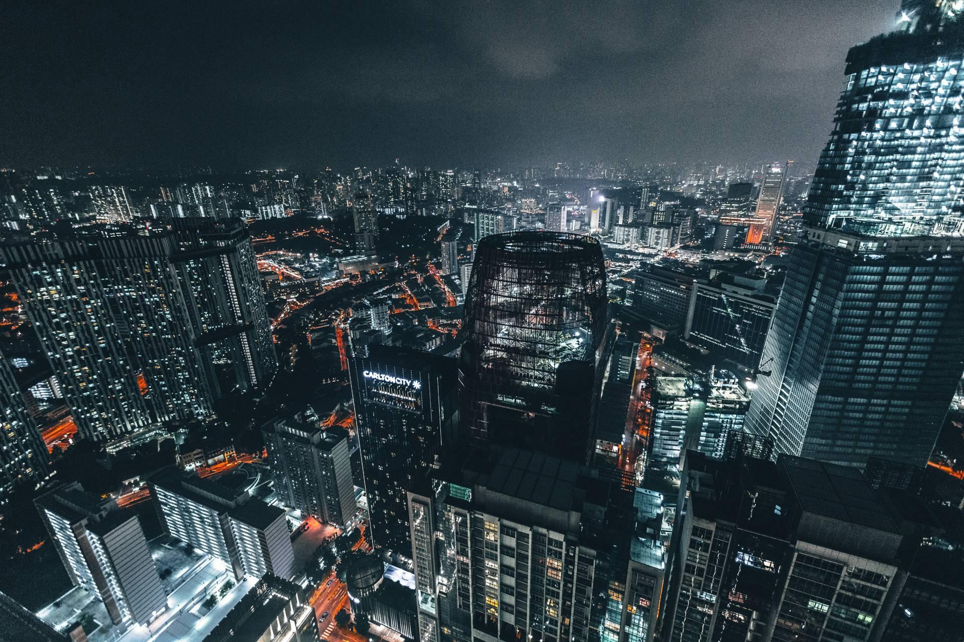 Dramatic City