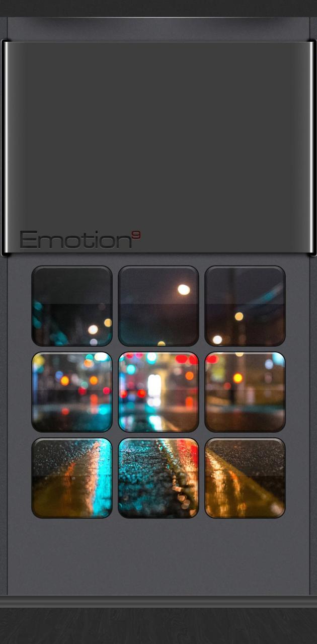 Emotion black