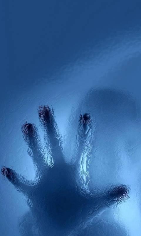 Pressed Hand