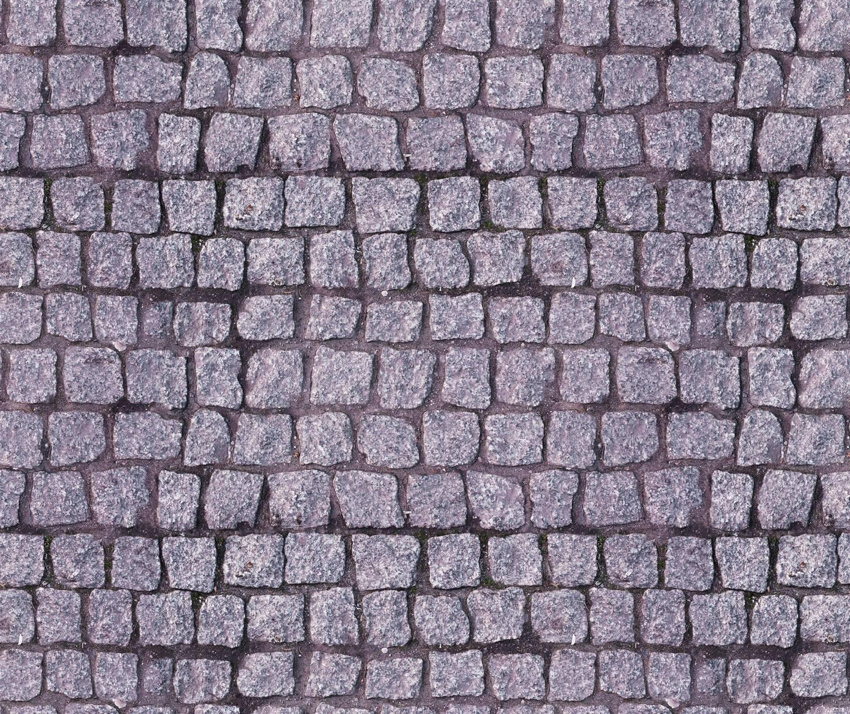 Street Marble Stone