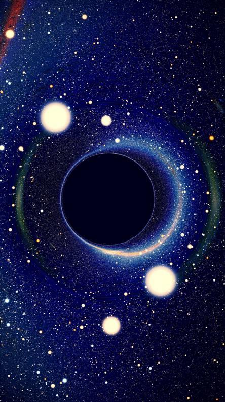 Universe Black Hole