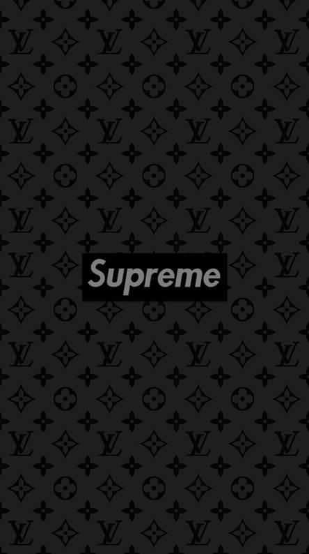 Supreme X Louis Vuitton Wallpaper Best Wallpaper Foto In 2019