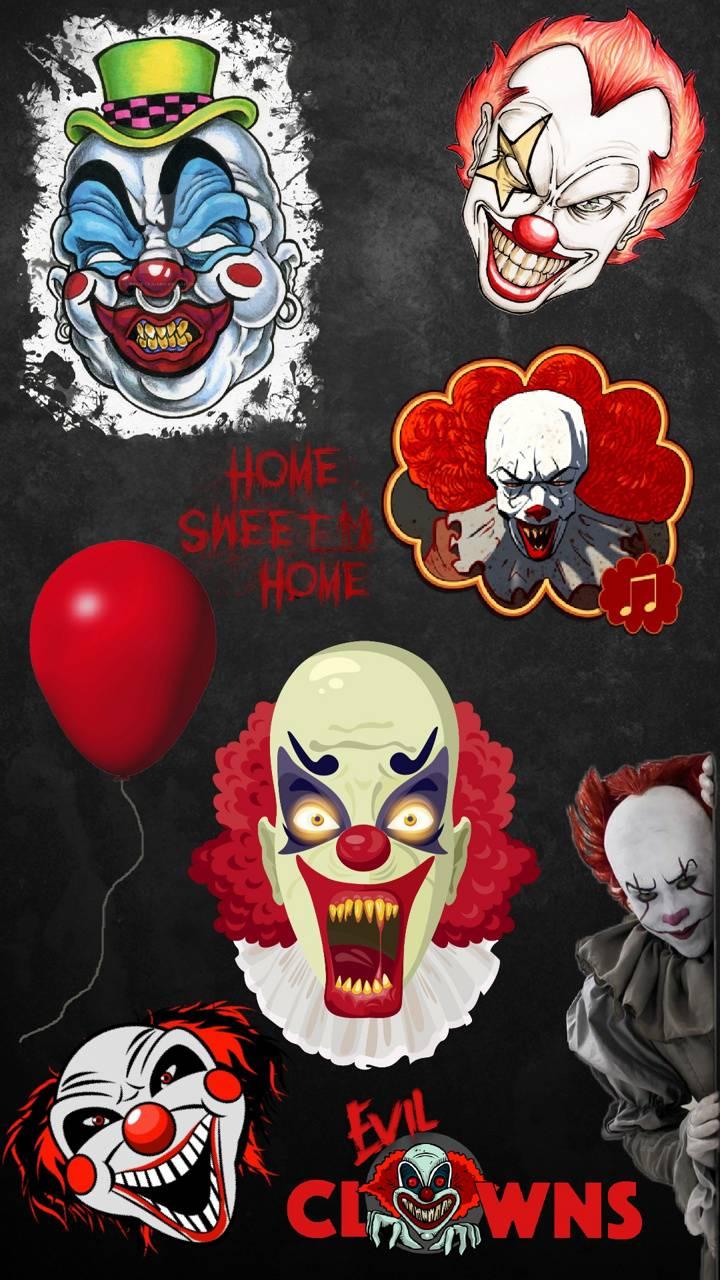 Clown Home