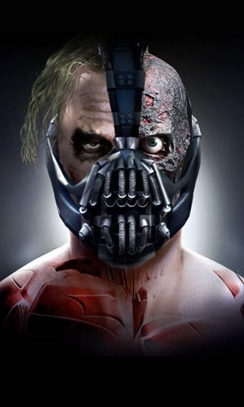 Joker Bane 2 Face