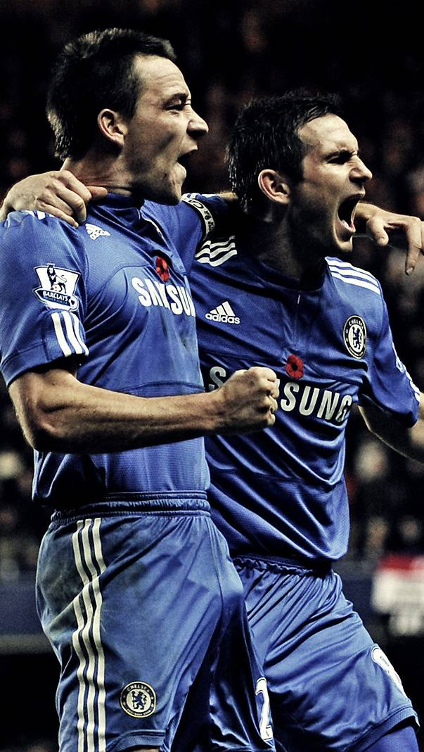Terry and Lampard