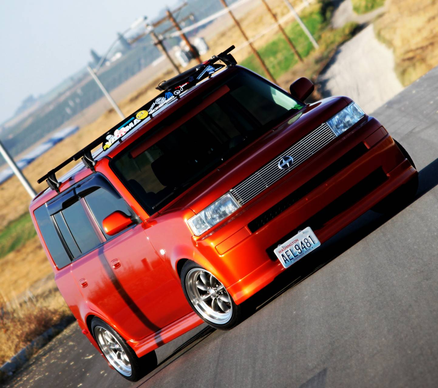 2004 Scion Xb Rs1