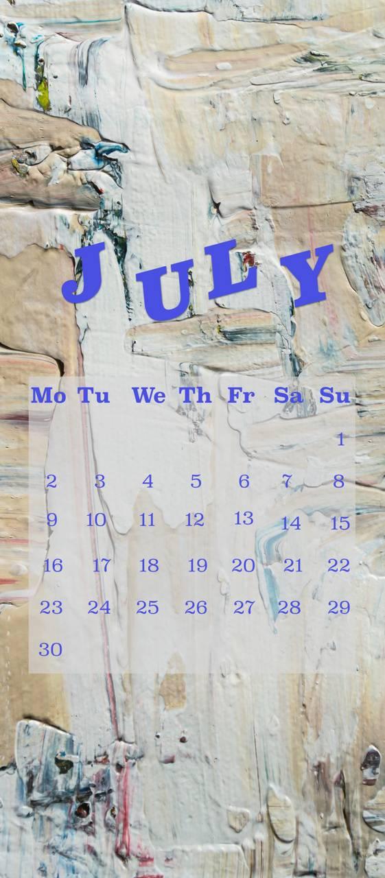 July Paint