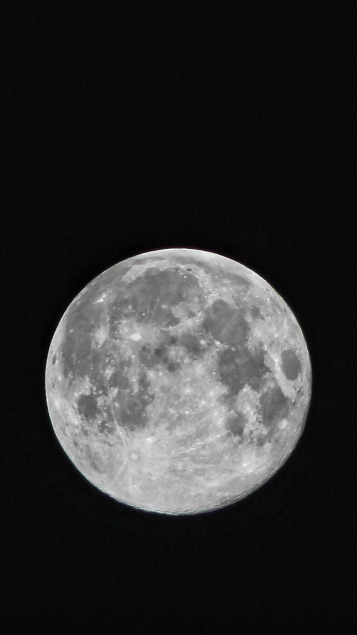 only full moon