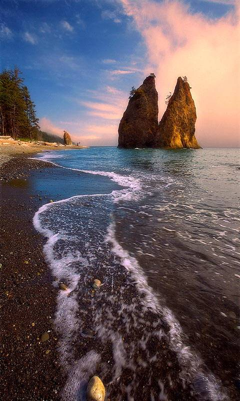Beach Of Wonder