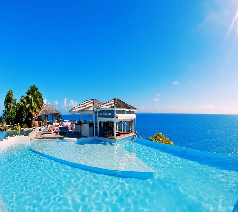 Resort on Oceanside