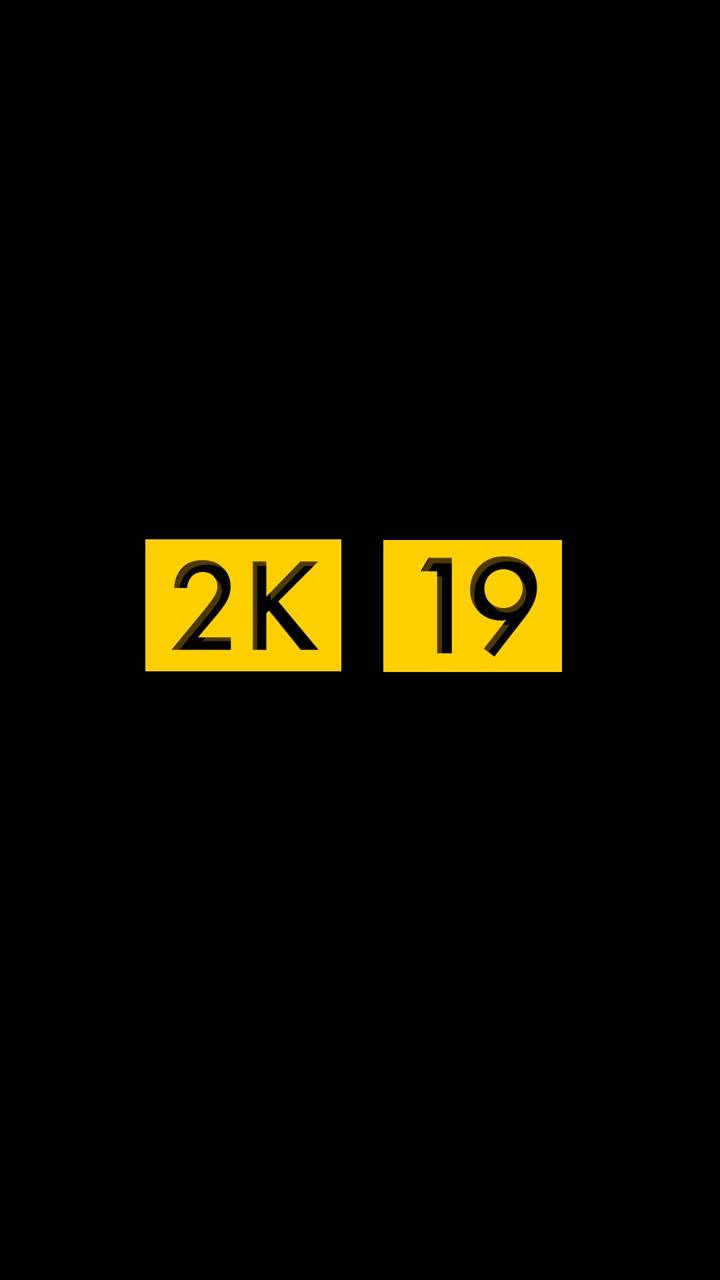 New year 2k19