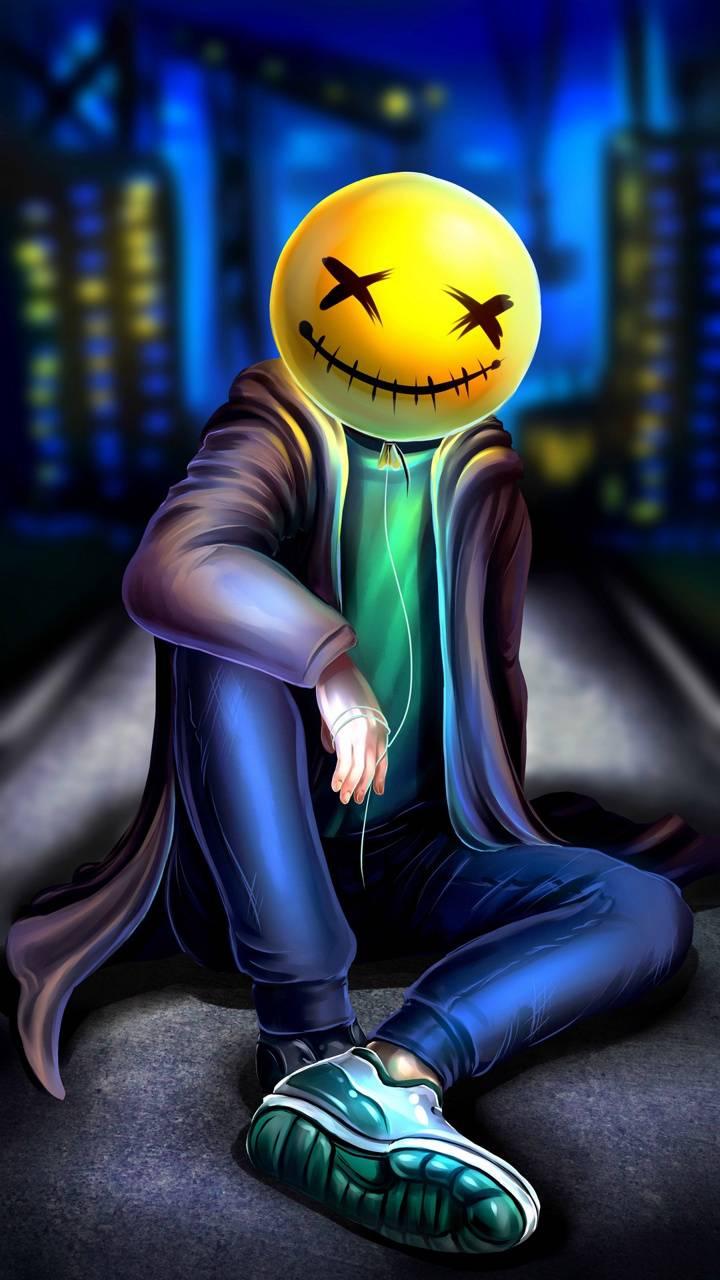 Human smiley