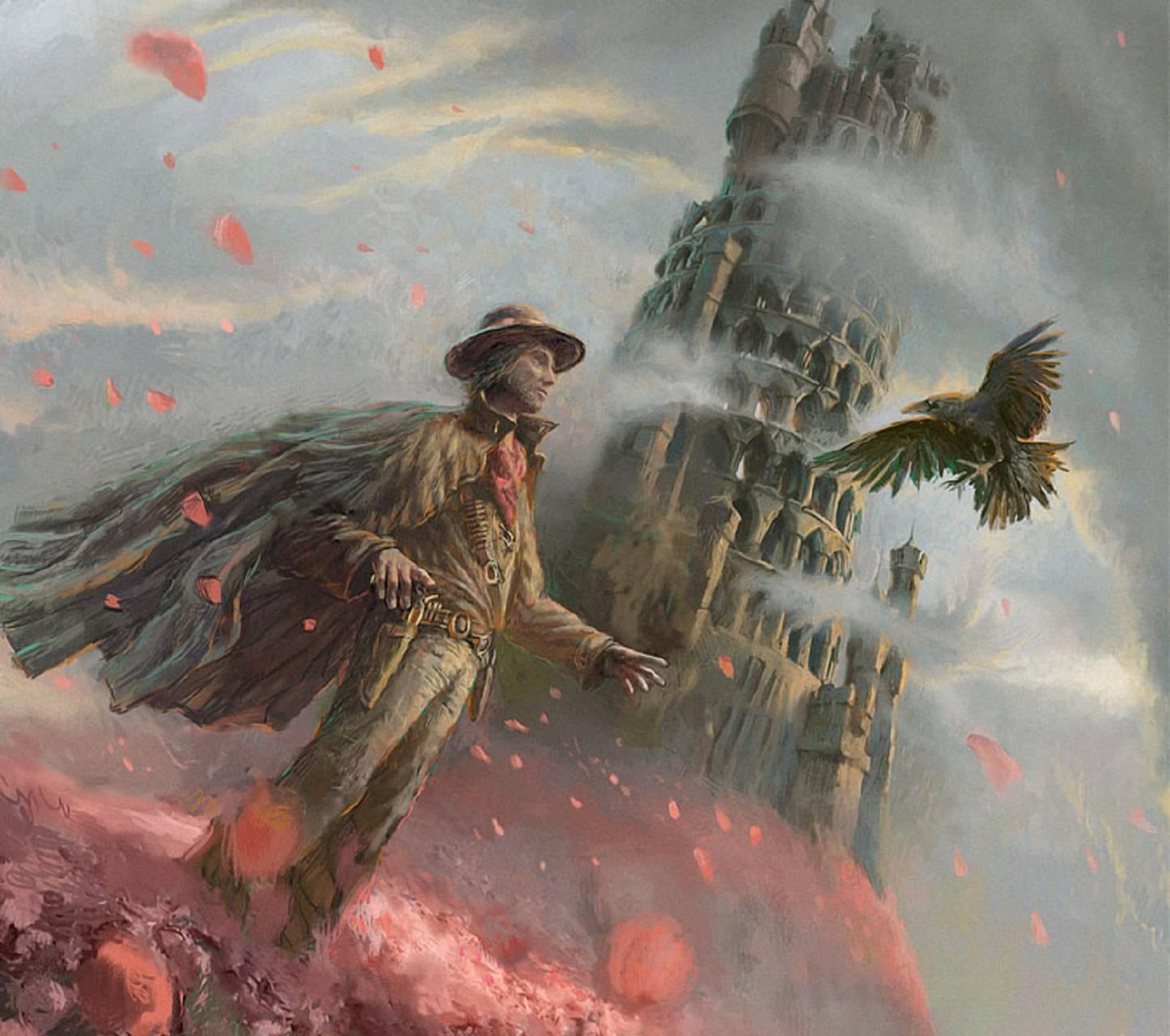 Dark Tower Wallpaper By Bennydaniard A4 Free On Zedge