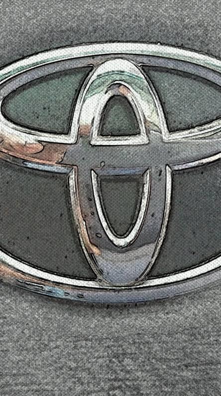 Toyota shine art