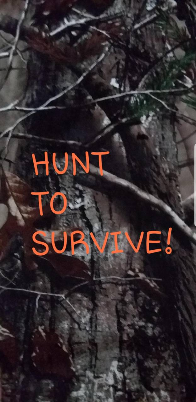 HUNT TO SURVIVE 1