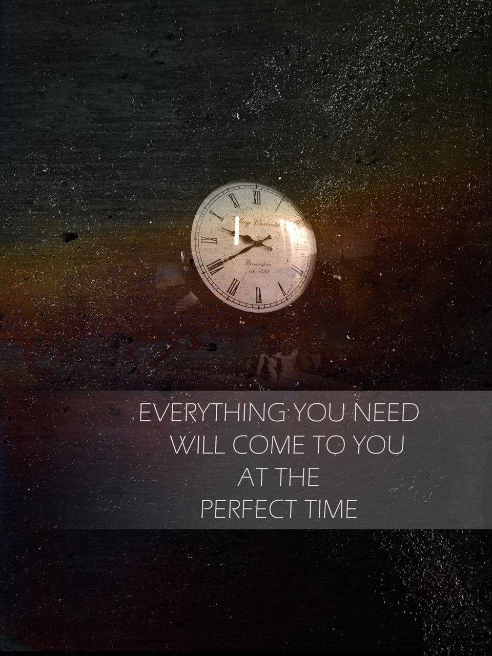 Perfect Time - Life