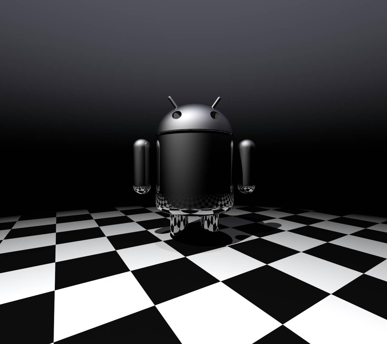 Checker Droid