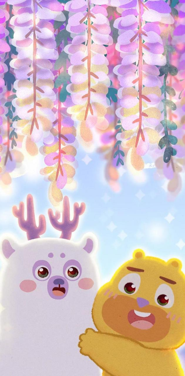 Bear Friendship