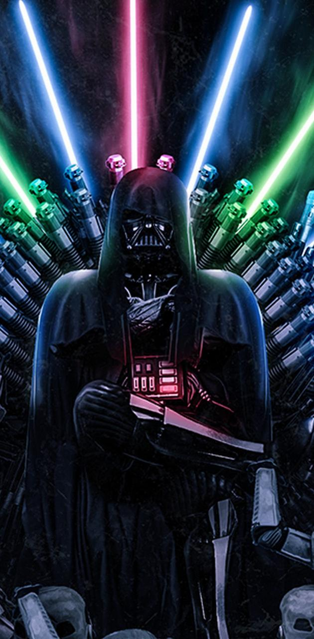 Vaders Throne