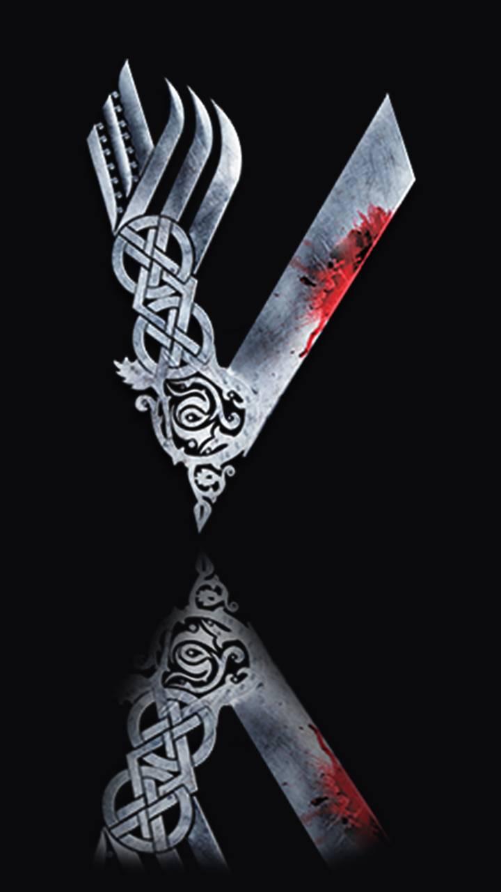 Vikings logo Wallpaper by duffmanxl - 7a - Free on ZEDGE™