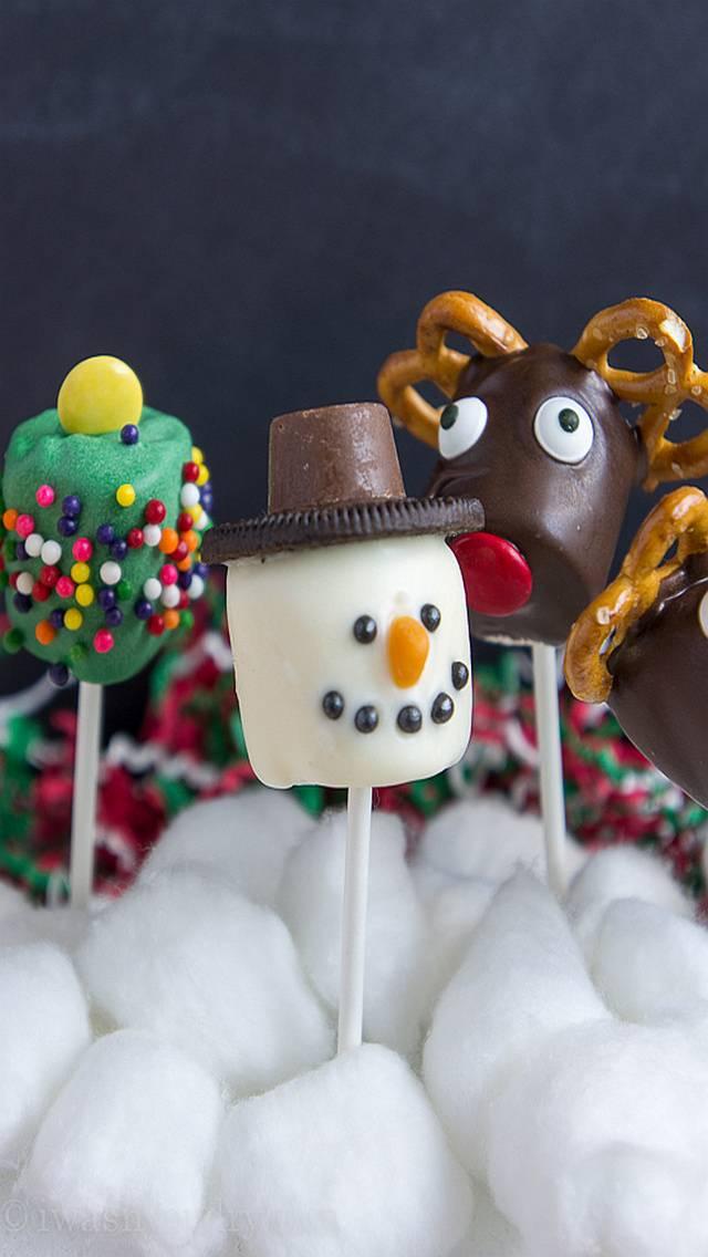 marshmallow xmas
