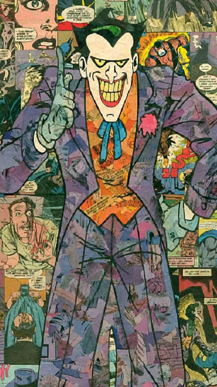Joker - Old School