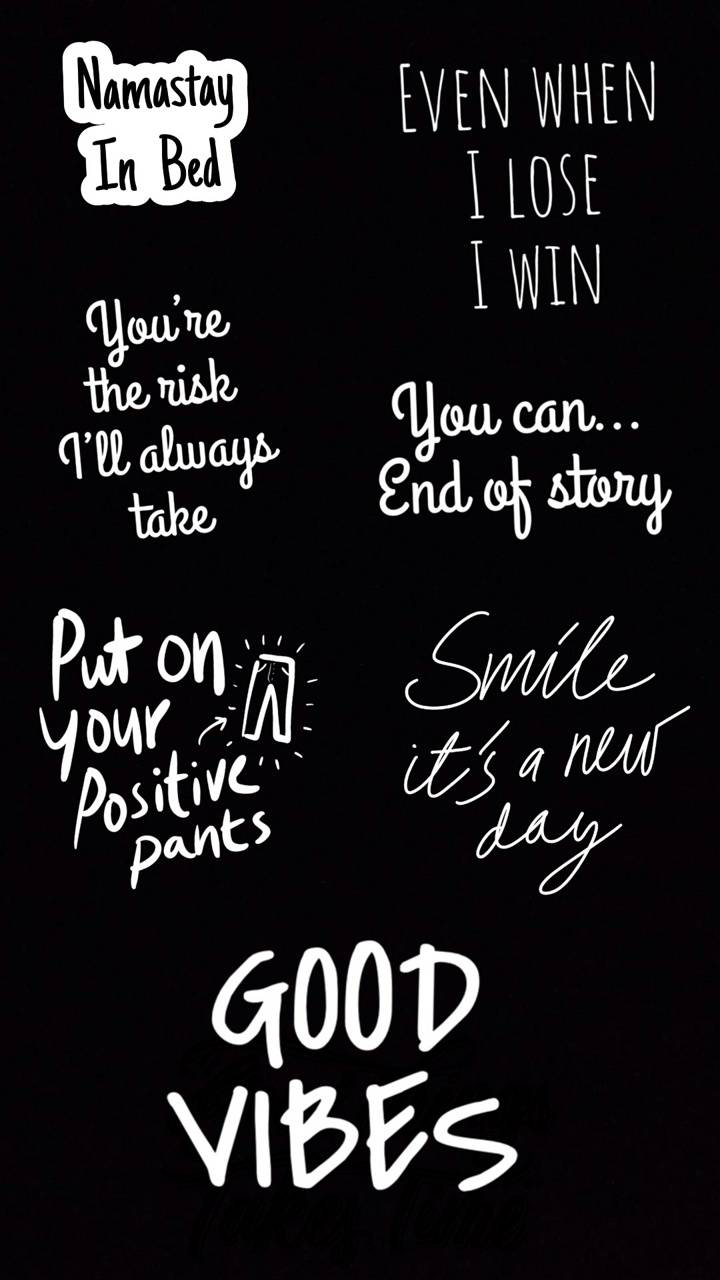Good Vibes Wallpaper By Orangepotion F8 Free On Zedge