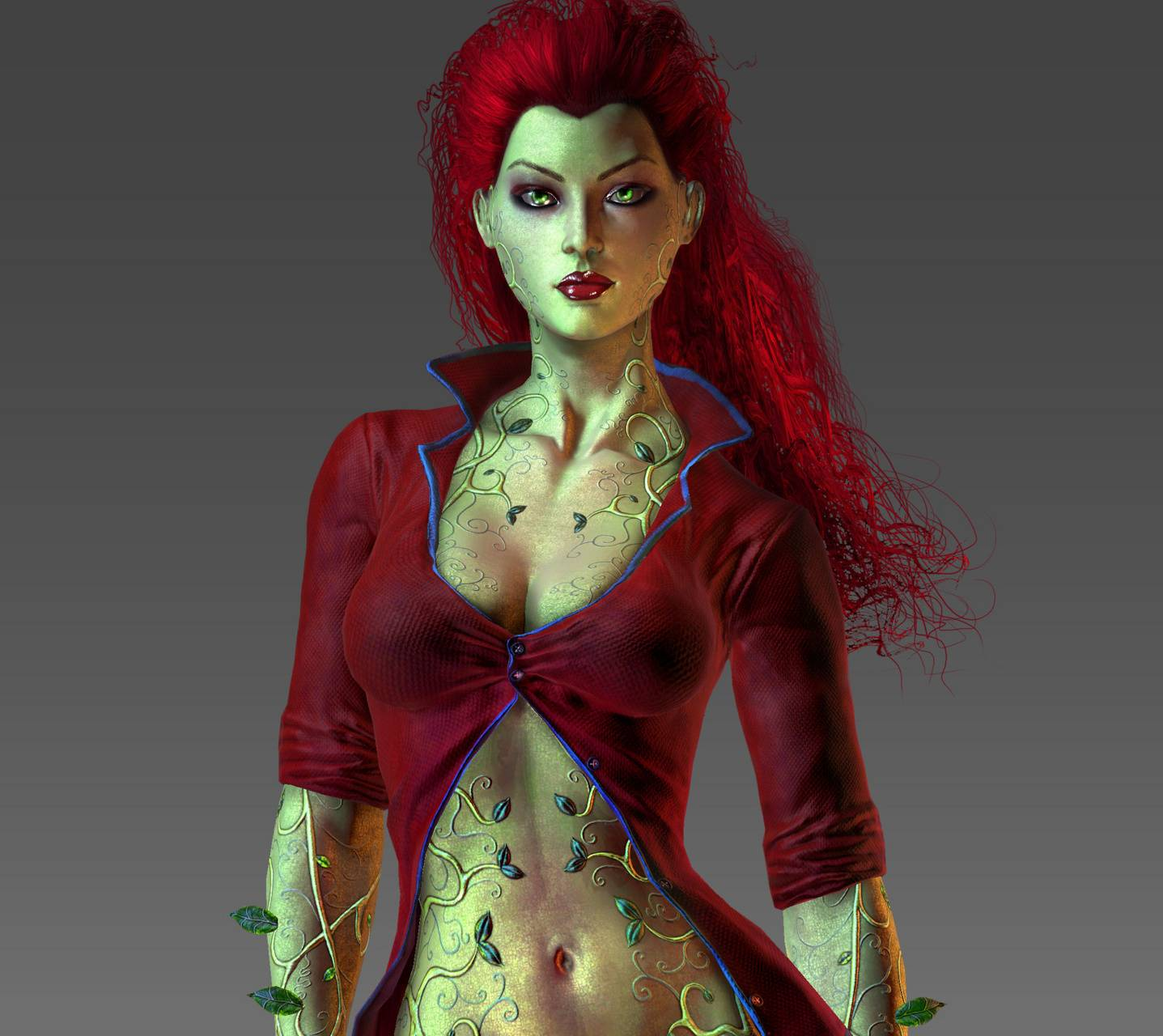 Poison Ivy Wallpaper By Vikina19 A2 Free On Zedge
