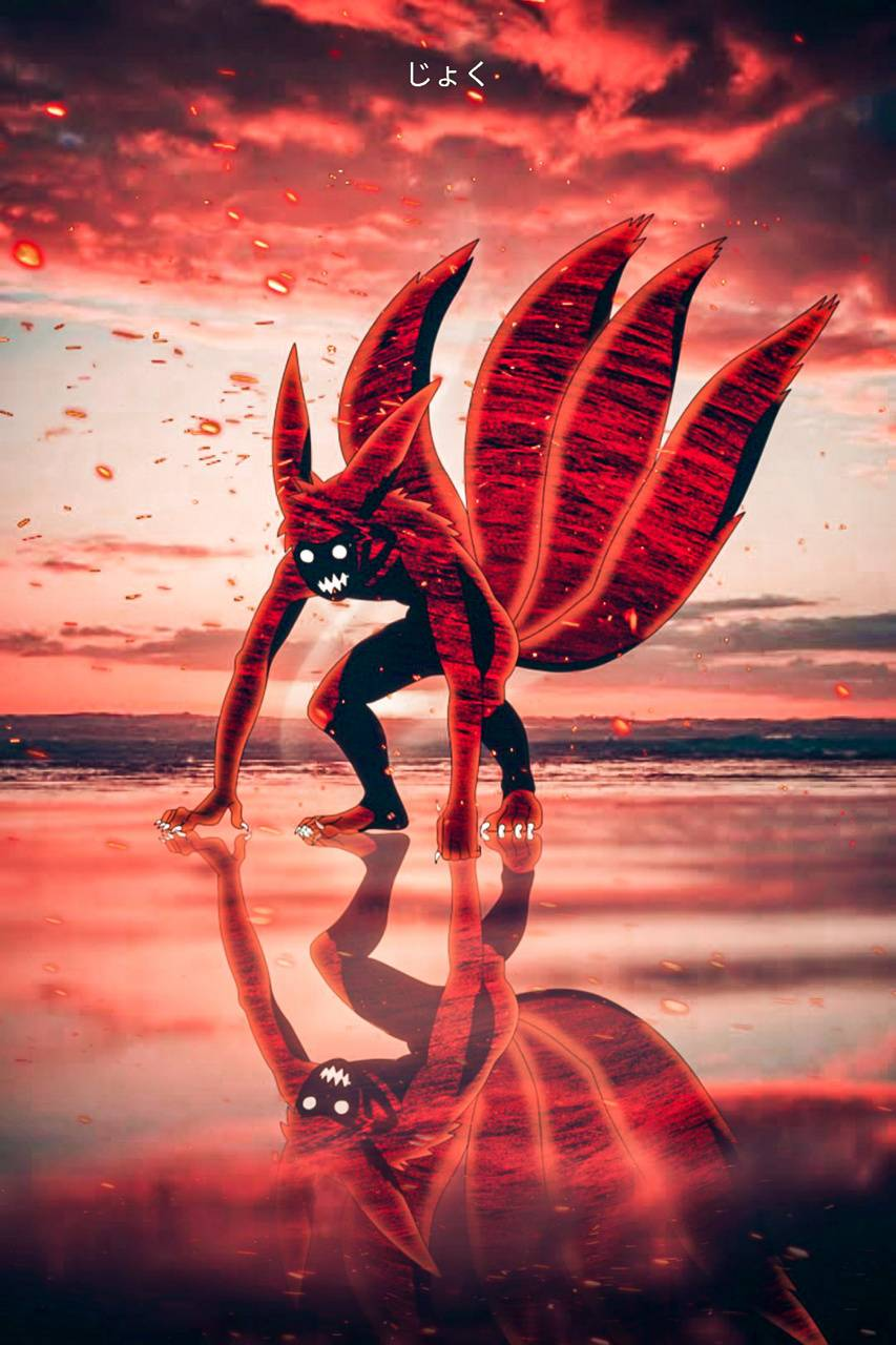Naruto Kyuubi wallpaper by RedFangz ...