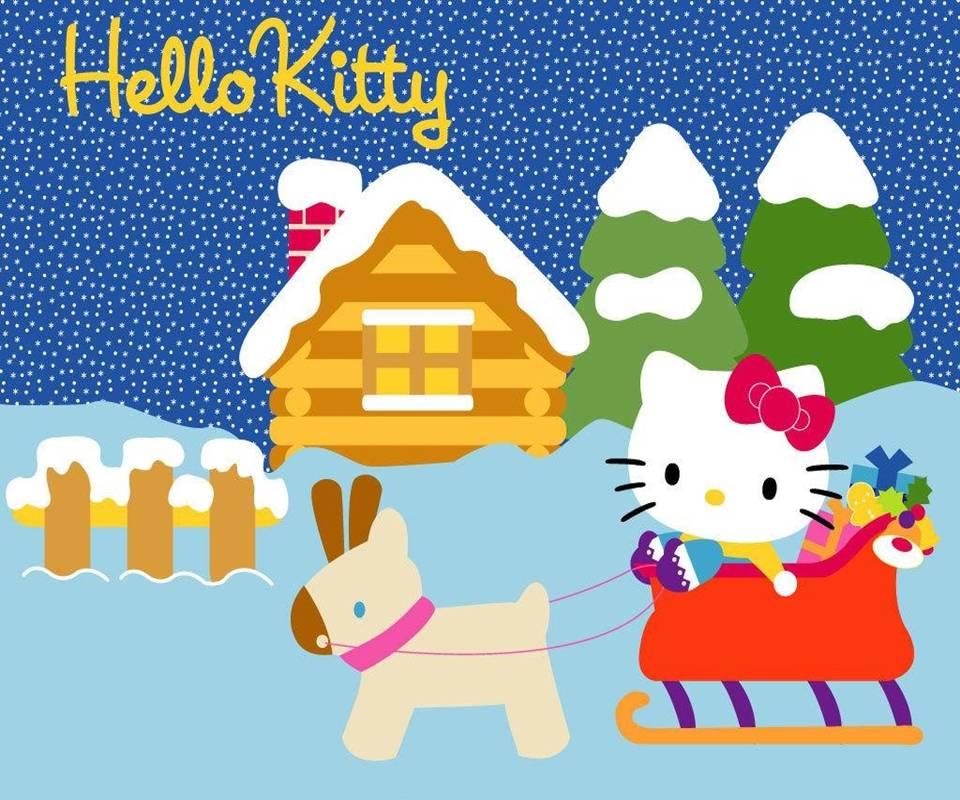 Hello Kitty Xmas3